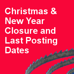 *** Christmas & New Year Closure ***