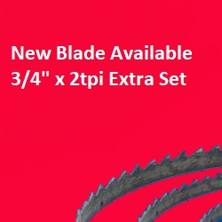 New Blade Available